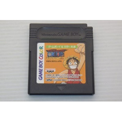 One Piece Maboroshi no Grand Line Boukenki Game Boy Color