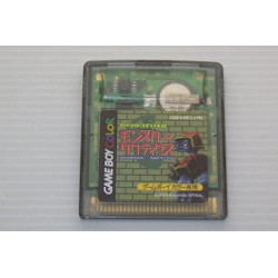 Monster Tactics Game Boy Color