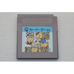 Card Game Game Boy