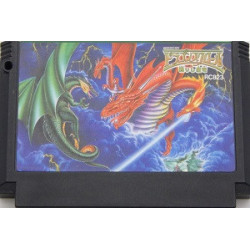 Dragon Scroll Yomigaerishi Maryuu Famicom