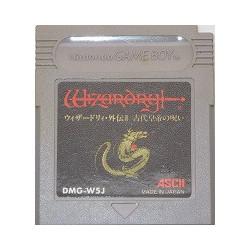 Wizardry 2 Curse of the Ancient Emperor GameBoy