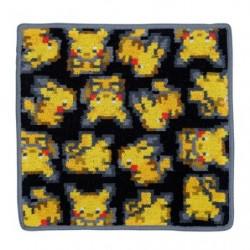 Mini Serviette Pikachu Game Dotto japan plush
