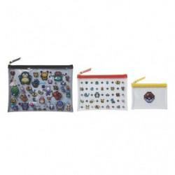 PVC Pocket Bag Black Game Dotto japan plush