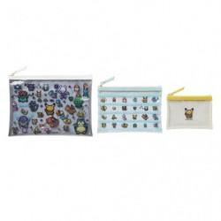 PVC Pocket Bag White Game Dotto japan plush