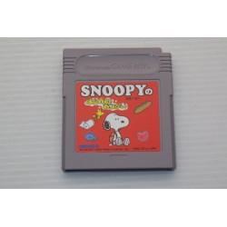 Snoopy no Hajimete no Otsukai GameBoy