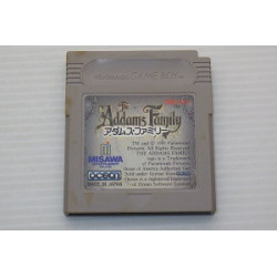 The Addams family GameBoy