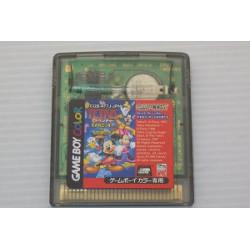 Tetris Adventure Susume Mickey to Nakamatachi Game Boy Color