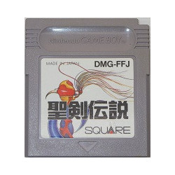 Seiken Densetsu Final Fantasy Gaiden Game Boy
