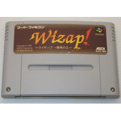 Wizap Super Famicom