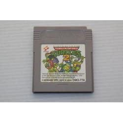 Teenage Mutant Ninja Turtles 2 Game Boy