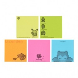Post-it Pokemon japan plush