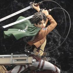 Figurine Eren Jager Attack on Titan Shingeki no Kyojin ARTFX