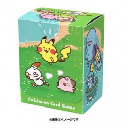 Deck Case Galar's friends Pokémon Yurutto