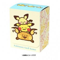 Deck Case Pokémon Yurutto