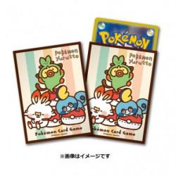Protège-cartes Coussin Relaxe Pokémon Yurutto