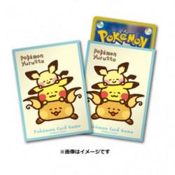 Card Sleeves Pokémon Yurutto
