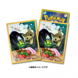 Card Sleeves Naughty Mimikyu