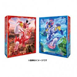 Card Collection Binder Blow Master Ichigeki And Strike Master Rengeki