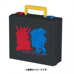 Card Carrying Case Blow Master Ichigeki And Strike Master Rengeki