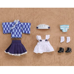 Nendoroid Doll Japanese Maid Uniform Blue