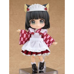 Nendoroid Doll Catgirl Maid Sakura