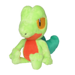 Plush Pokémon Fit Treecko