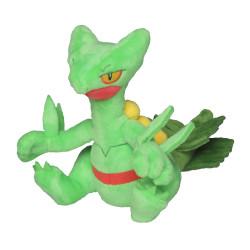 Plush Pokémon Fit Sceptile