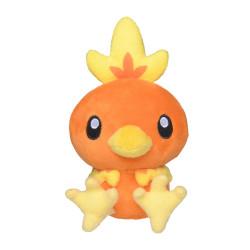 Peluche Pokémon Fit Poussifeu