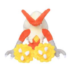 Peluche Pokémon Fit Braségali