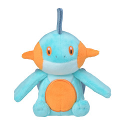 Plush Pokémon Fit Marshtomp
