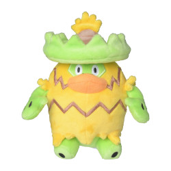 Plush Pokémon Fit Ludicolo