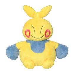 Plush Pokémon Fit Makuhita