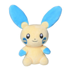 Plush Pokémon Fit Minun