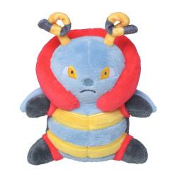 Peluche Pokémon Fit Muciole