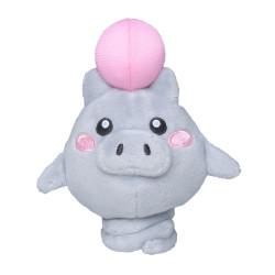 Plush Pokémon Fit Spoink