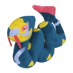 Plush Pokémon Fit Seviper