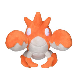 Plush Pokémon Fit Corphish