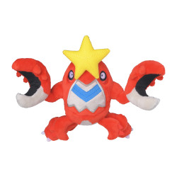 Plush Pokémon Fit Crawdaunt