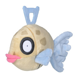 Plush Pokémon Fit Feebas