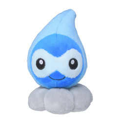 Plush Pokémon Fit Castform Rainy Form
