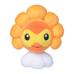 Plush Pokémon Fit Castform Sunny Form