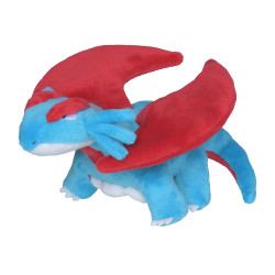 Plush Pokémon Fit Salamence