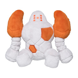Plush Pokémon Fit Regirock