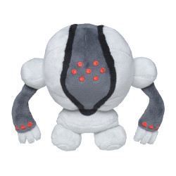 Plush Pokémon Fit Registeel