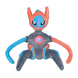 Plush Pokémon Fit Deoxys Speed Form