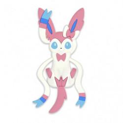 Crochet Nymphali Pokémon Tail