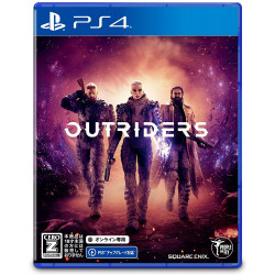 Game Outriders PS4