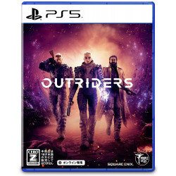 Game Outriders PS5