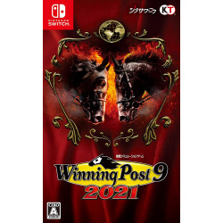 Game Winning Post 9 2021 Switch