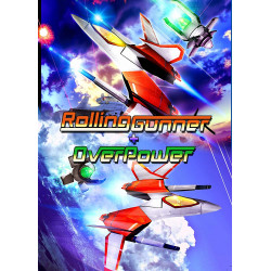 Game Rolling Gunner + Over Power Complete edition Switch